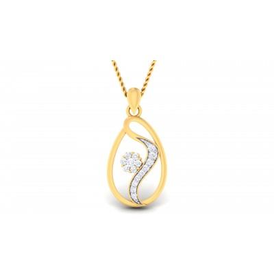 Radmilla  Diamond Pendant