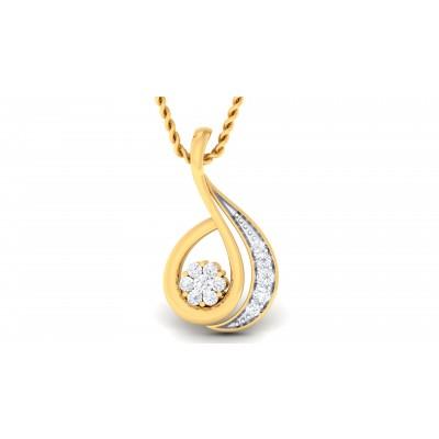 Radinka  Diamond Pendant
