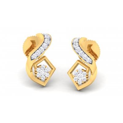 Radiah  Diamond Earring