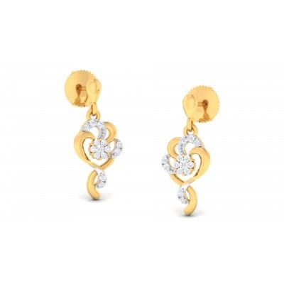 Raegan Diamond Earring