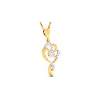 Raegan Diamond Pendant