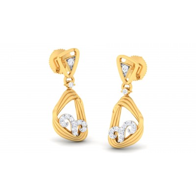 Raemonia Diamond Earring