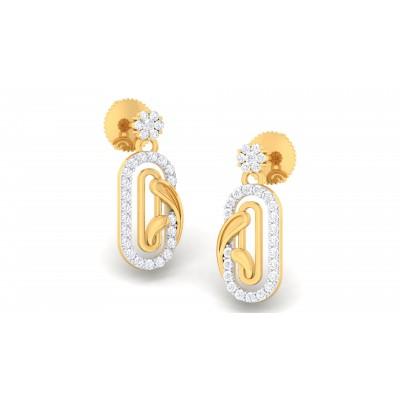 Raenah Diamond Earring