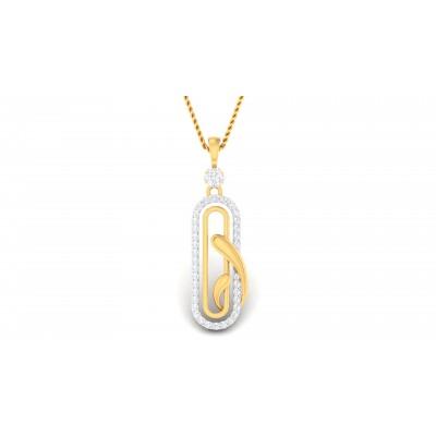 Raenah  Diamond Pendant