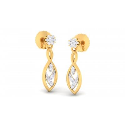 Rafya Diamond Earring