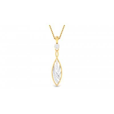 Rafya Diamond Pendant