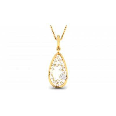 Rafaelina Diamond Pendant