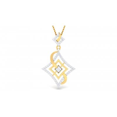 Raia Diamond Pendant