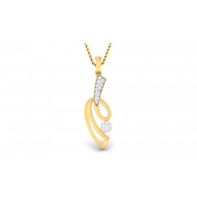 Raidah Diamond Pendant