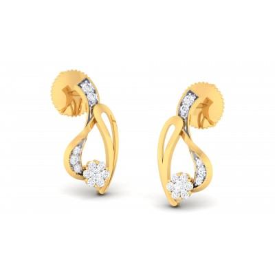 Raiko Diamond Earring
