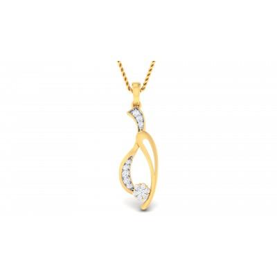 Raiko Diamond Pendant