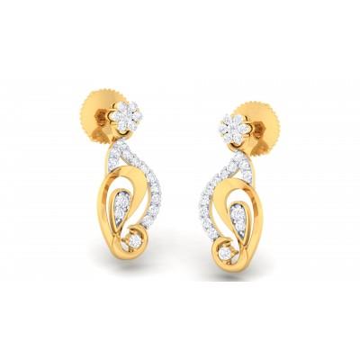 Raimona Diamond Earring