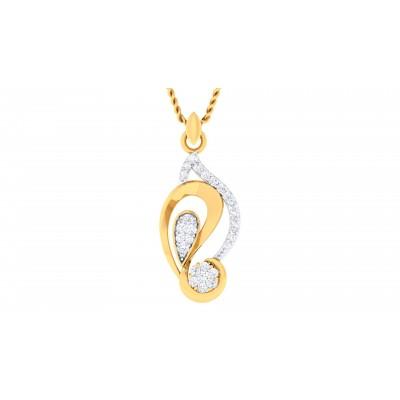 Raimona Diamond Pendant