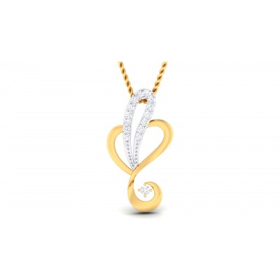 Rainbeau Diamond Pendant
