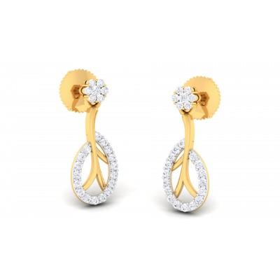 Raissa Diamond Earring