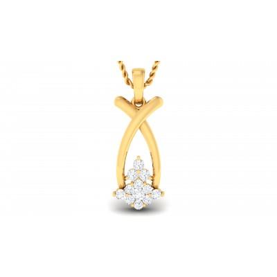 Rajmundy Diamond Pendant