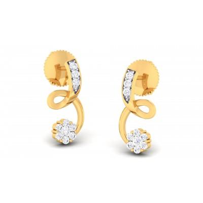 Ralegh Diamond Earring