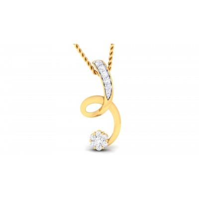 Ralegh Diamond Pendant