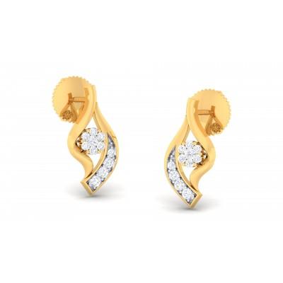 Ramana Diamond Earring