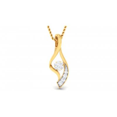 Ramana Diamond Pendant