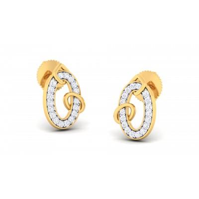 Ramoena Diamond Earring