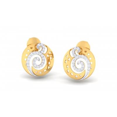 Raniell Diamond Earring
