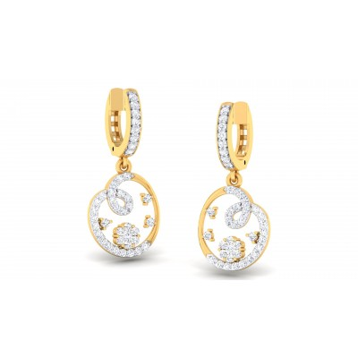 Raniyah Diamond Earring