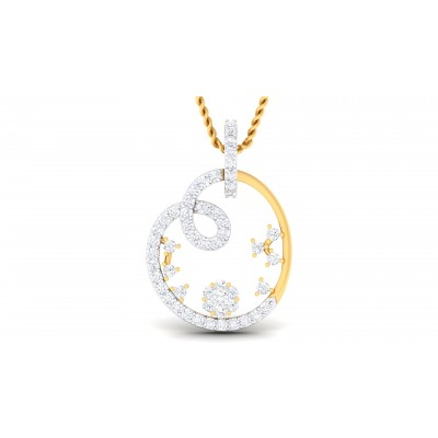 Raniyah Diamond Pendant