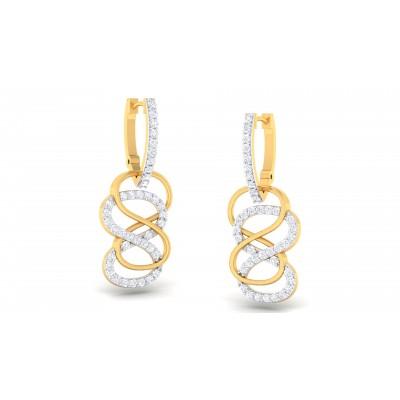 Raphaelle Diamond Earring