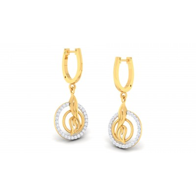Ravinia Diamond Earring