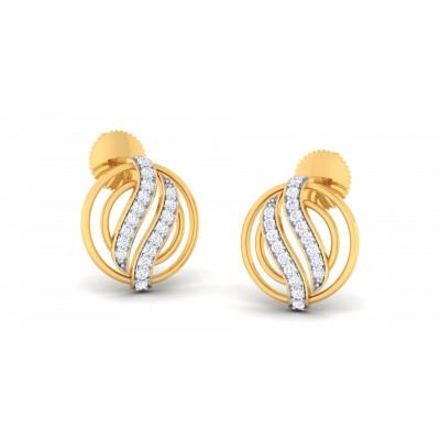 Rawleigh Diamond Earring