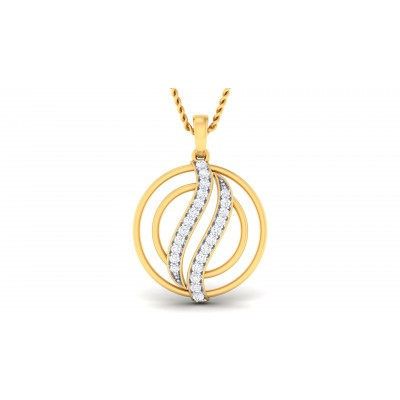 Rawleigh Diamond Pendant