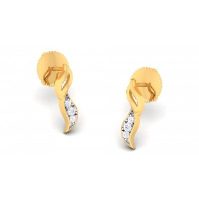 Rawling Diamond Earring