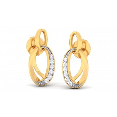 Raymondine Diamond Earring