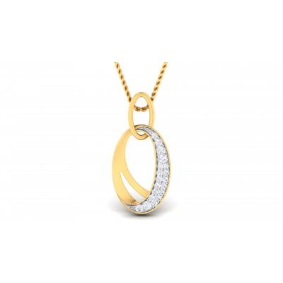 Raymondine Diamond Pendant