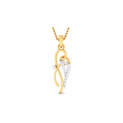 Raynette Diamond Pendant