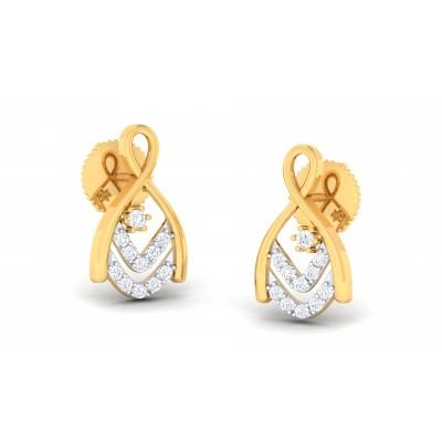 Rea Diamond Earring
