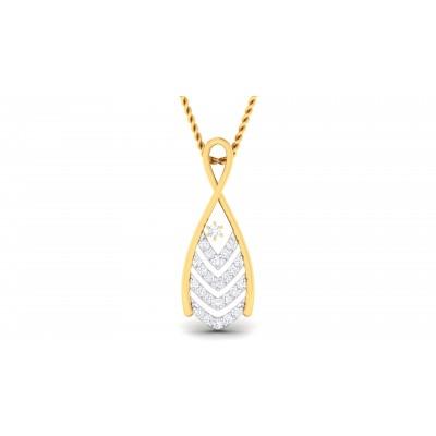 Rea Diamond Pendant