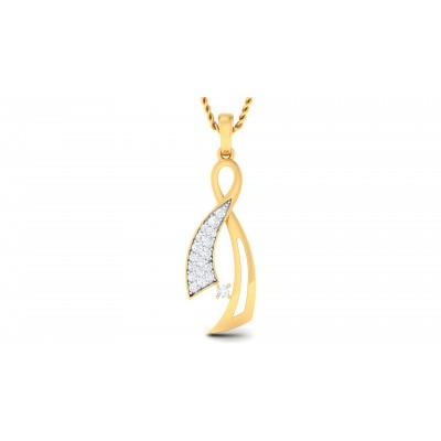 Rebeckah Diamond Pendant