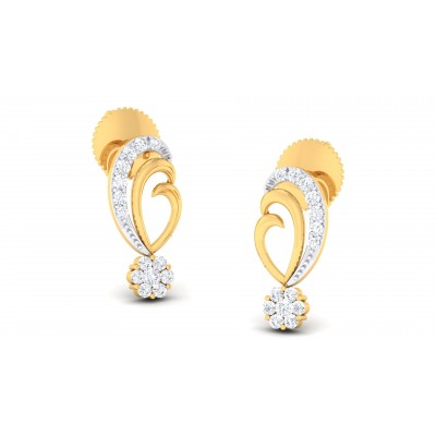 Rebeca Diamond Earring