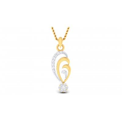 Rebeca Diamond Pendant