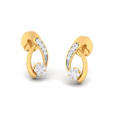Reatha Diamond Earring