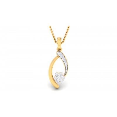 Reatha Diamond Pendant