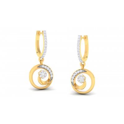 Reagann Diamond Earring