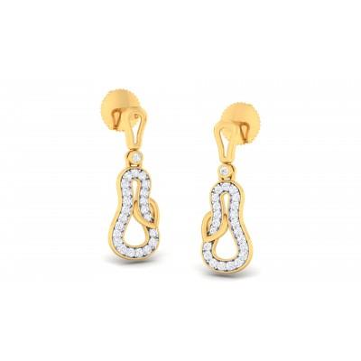 Reece Diamond Earring
