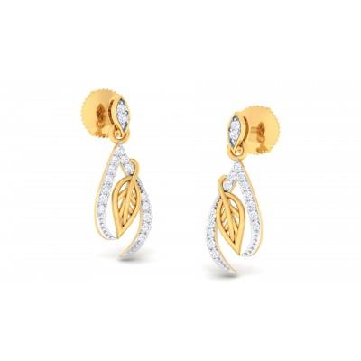 Reghan Diamond Earring