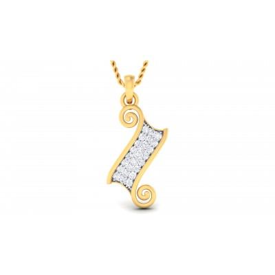 Ragina Diamond Pendant