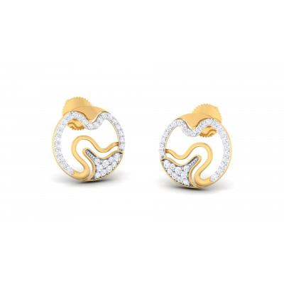 Regyn Diamond Earring