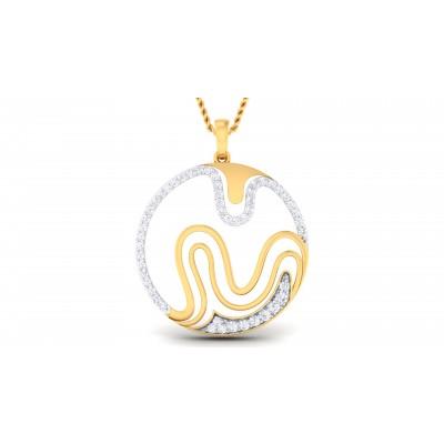 Regyn Diamond Pendant