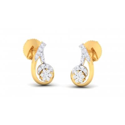 Reida Diamond Earring